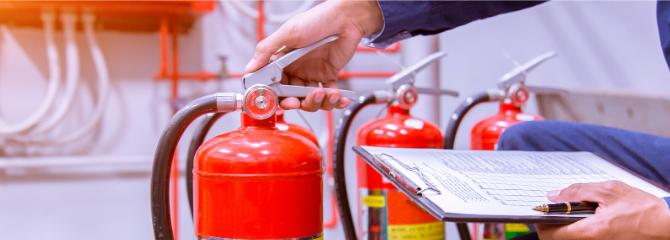 Wees vet voorbereid - brandverzekering